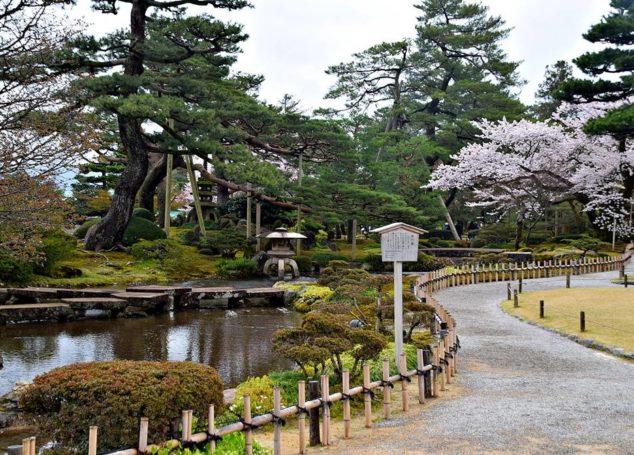 """Kanazawa – """"Orașul de aur"""" sau """"Orașul grădină"""" al Japoniei ?"""