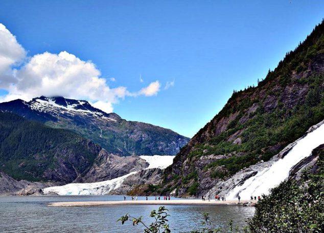 Juneau-capitala statului Alaska