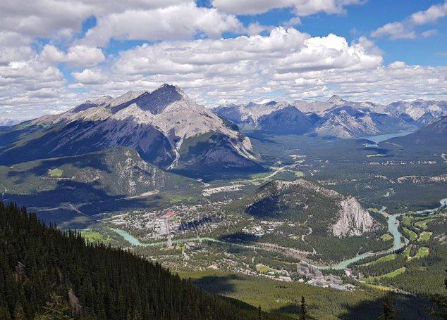 Ce poți să faci în Parcul Național Banff din Canada