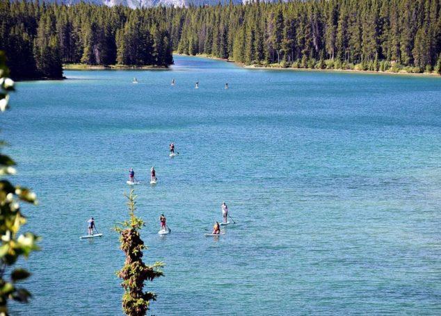 Ce poți să faci în Parcul Național Banff  din Canada (II)