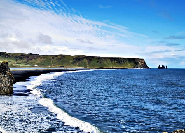 Islanda – land of fire and ice (II).Vik si Reynisfjara