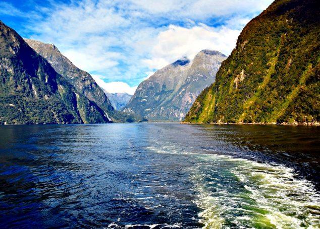 Milford Sound – 17.000  kilometri de casă