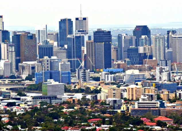 "Brisbane – ""River City""(I)"