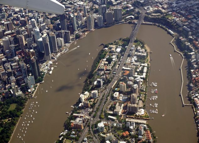 "Brisbane – ""River City""(II)"