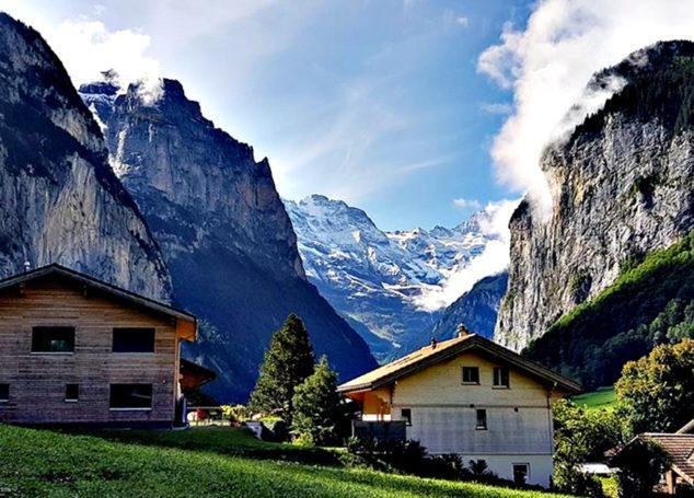 """Jungfraujoch – cu trenul pe """"Acoperișul Europei"""""""