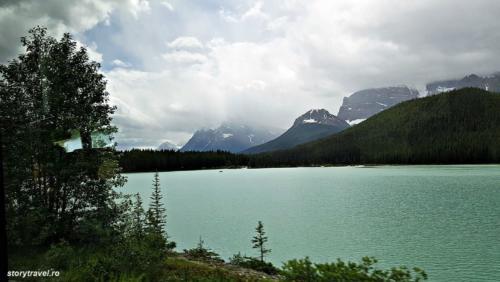 banff lake 1