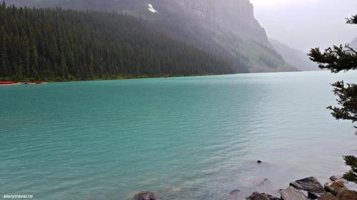 banff lake 11
