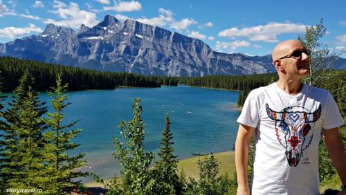 banff lake 14