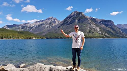 banff lake 17