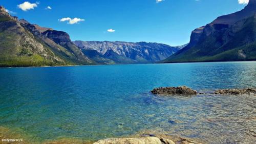 banff lake 18