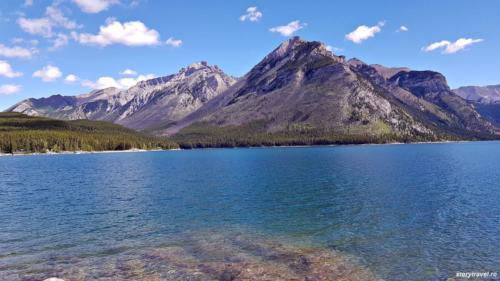 banff lake 19