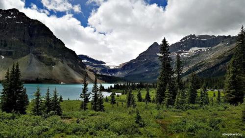 banff lake 2