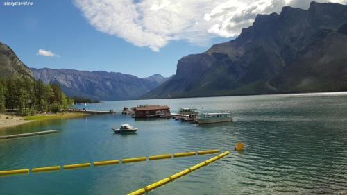 banff lake 21