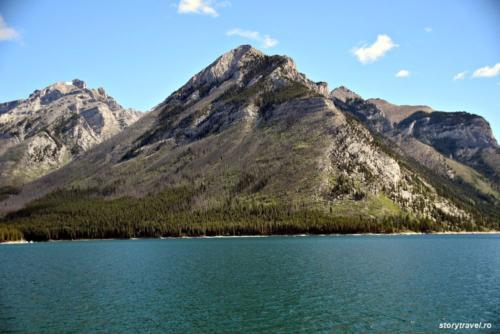 banff lake 27
