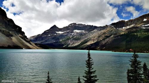 banff lake 3
