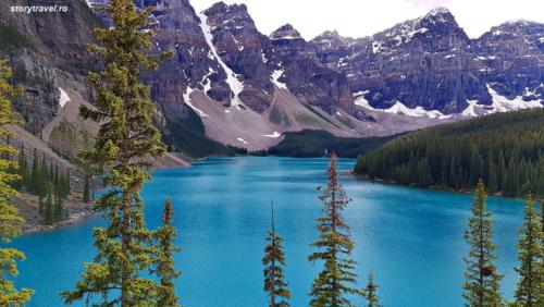 banff lake 31