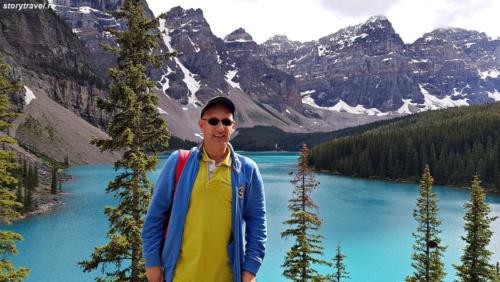banff lake 33
