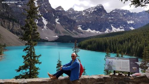 banff lake 36