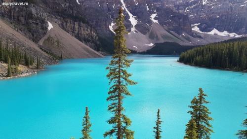 banff lake 38
