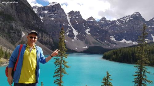 banff lake 39