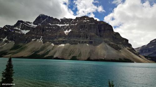 banff lake 4