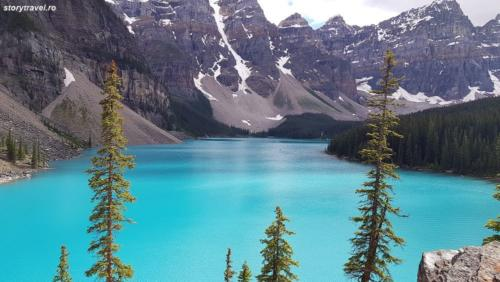 banff lake 40