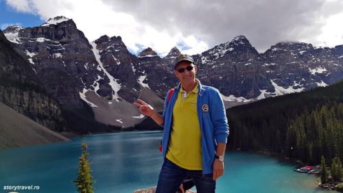 banff lake 41
