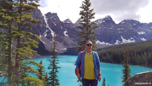 banff lake 45