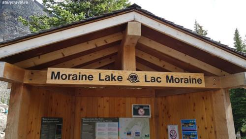 banff lake 47