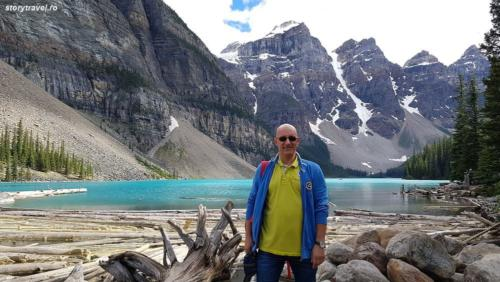 banff lake 48