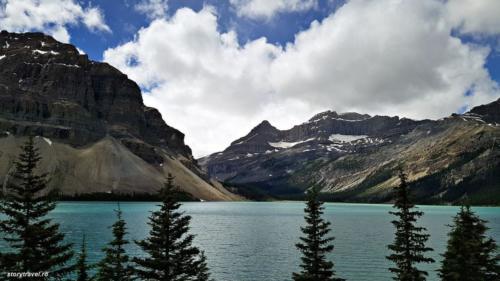 banff lake 5