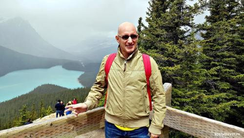 banff lake 50
