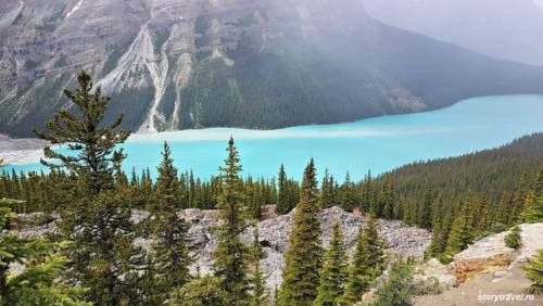 banff lake 51