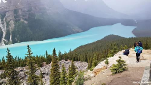 banff lake 52