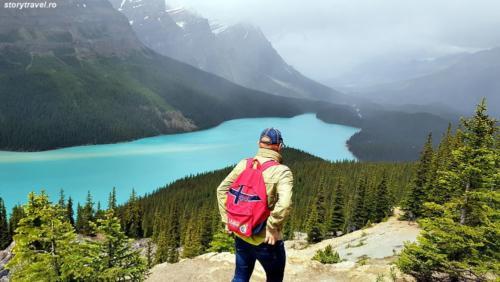 banff lake 53