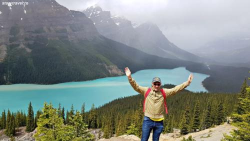 banff lake 54