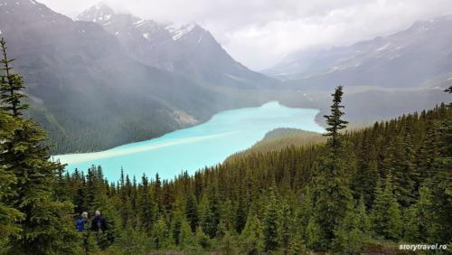 banff lake 57
